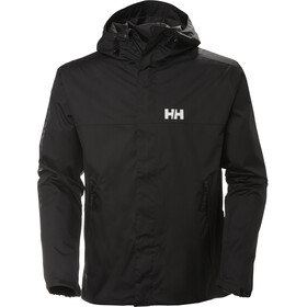 Helly Hansen Ervik Jacket Herre Black